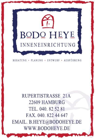 Bodo Heye Inneneinrichtung