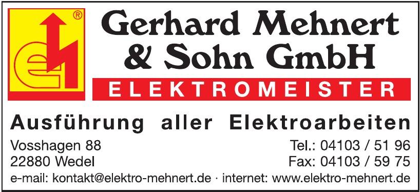 Gerhard Mehnert & Sohn GmbH