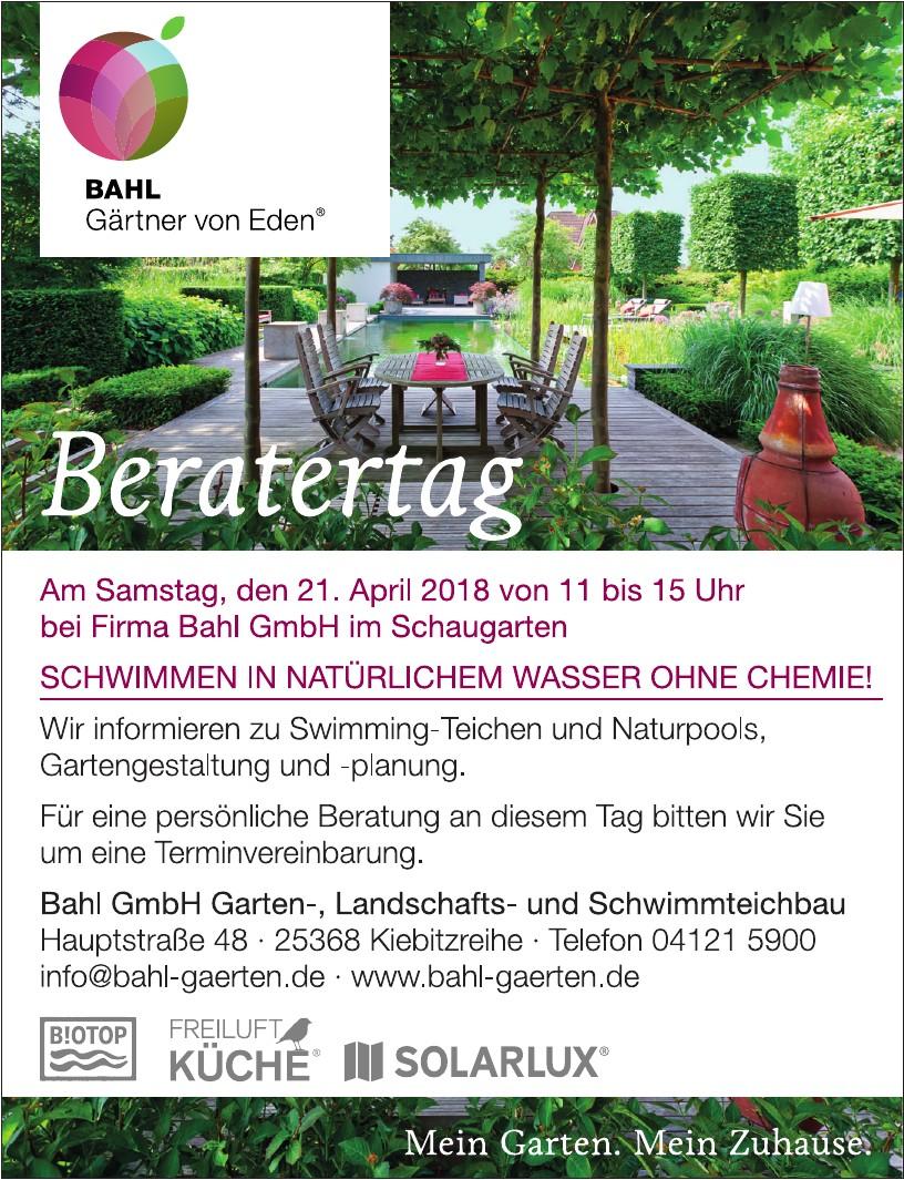 Bahl GmbH Garten-, Landschafts- und Schwimmteichbau
