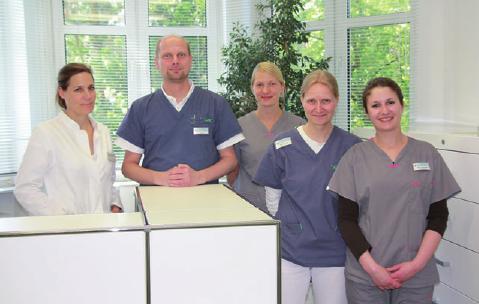 Tierarzt Dr. Freund und Praxisteam