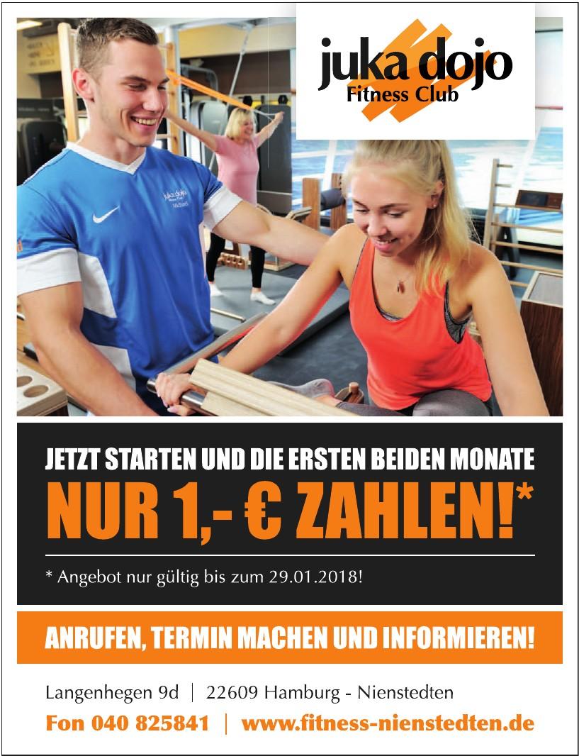 juka dojo Fitness Club Nienstedten GmbH