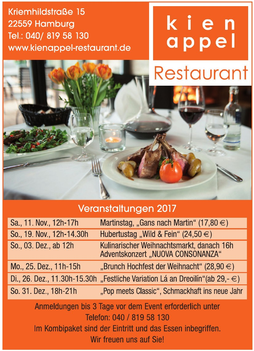 Kienappel Restaurant