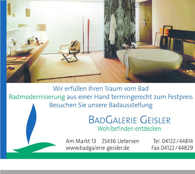 BadGalerie Geisler