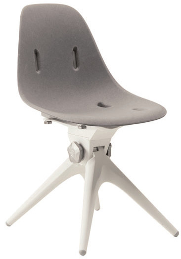Der Air Tool Chair aus Müll