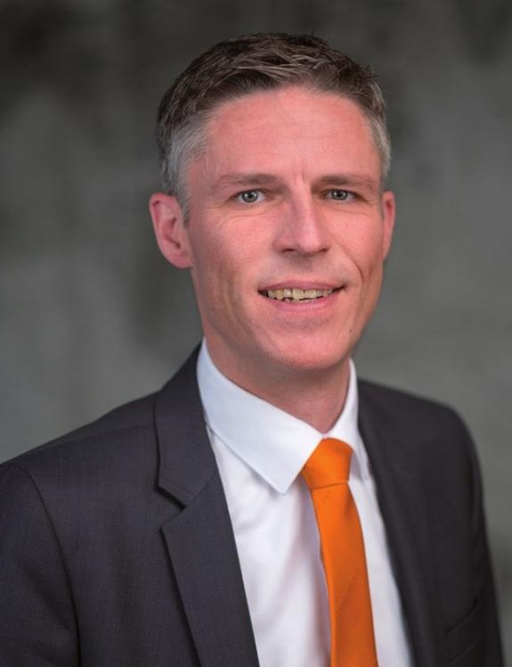 Frank Oetjen, Baufinanzierungsleiter Hamburger Volksbank