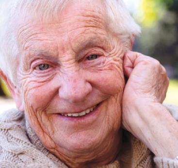Bis ins hohe Alter selbst - bestimmt leben, FOTO: ©PHOTODOLLERCLUB