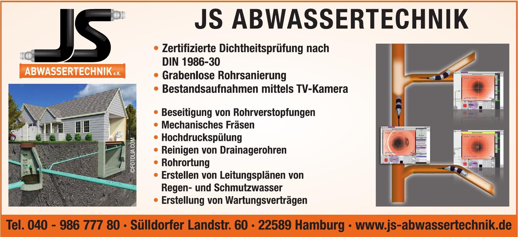 JS Abwassertechnik e.K.