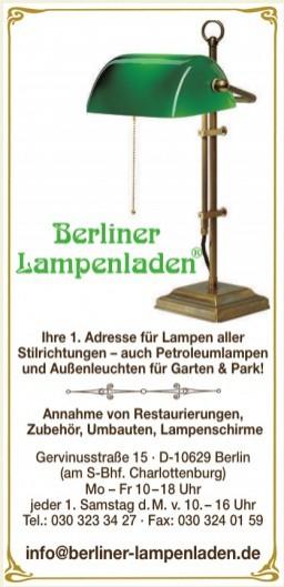 Berliner Lampenladen