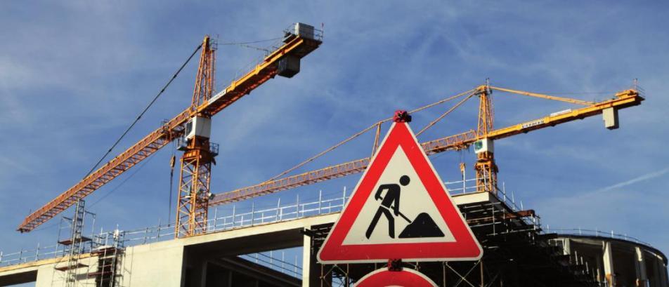 Baulärm lässt sich nicht vermeiden. Das öffentliche Interesse geht vor. Allerdings sind Grenzwerte einzuhalten.FOTO: BLENDE11.PHOTO_FOTOLIA.COM
