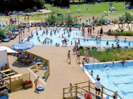 Wellnessoase und Erlebnisbad für Jung und Alt: Die Badebucht Wedel