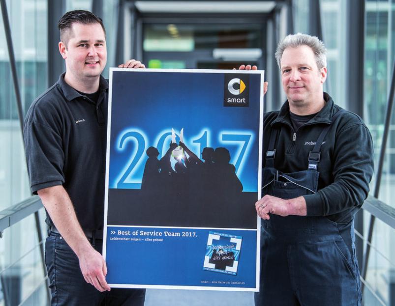 Christian Warnke und Florian Heisz
