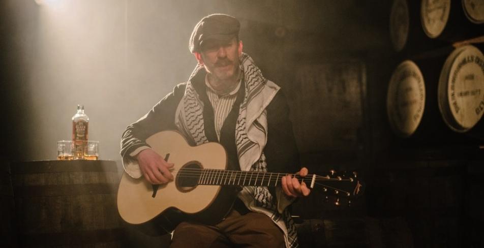 Irish Folk-Sänger Foy Vance