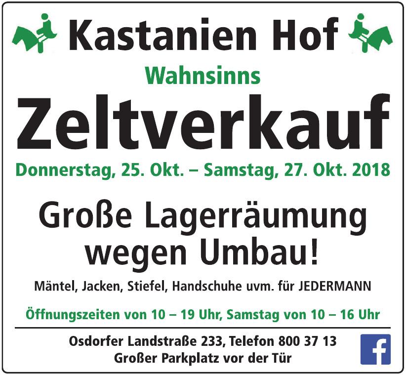 Kastanien Hof Hamburg
