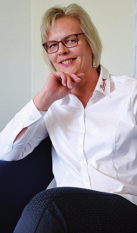 Unternehmensberaterin Regina Wietzke