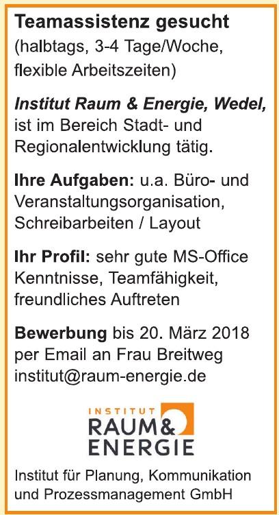 Raum & Energie Institut für Planung, Kommunikation und Prozeßmanagement GmbH