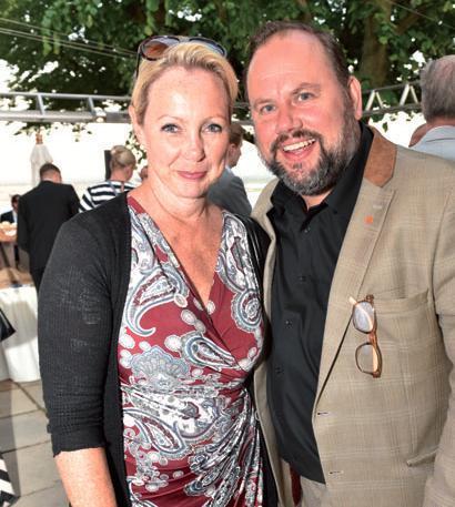 Ehepaar Kiki und Dr. Fabian Fehlauer