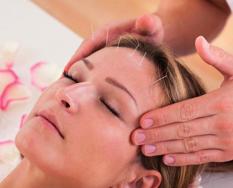 Augenakupunktur ist wirkungsvolle Behandlung