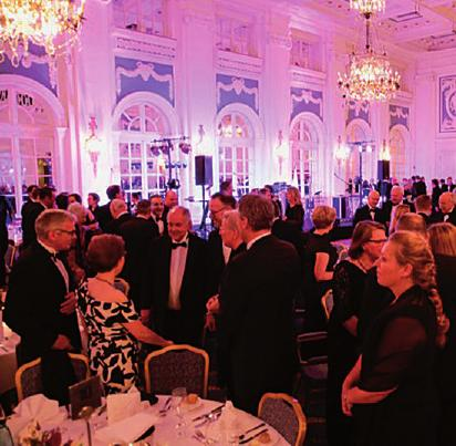 Über 200 Gäste besuchten das Atlantic