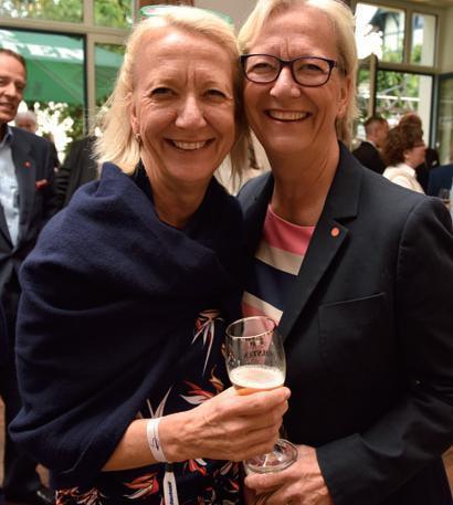 Schwestern Andrea Grünhagen und Annette Suhrbier