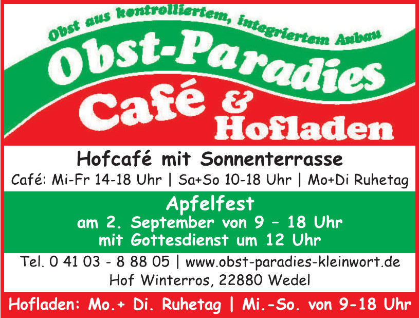 Obst- Paradies