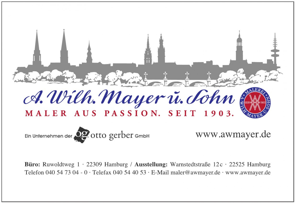 A. Wilh. Mayer u. Sohn Malereibetrieb (GmbH & Co)