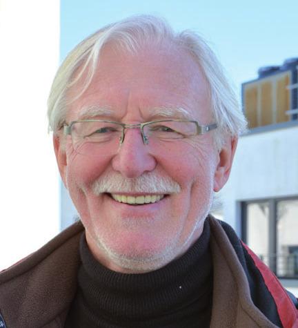 Michael Kasch, Fachgruppenleiter der NABU-Gruppe Barmbek