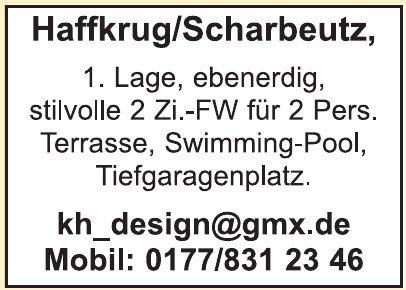 Haffkrug/Scharbeutz