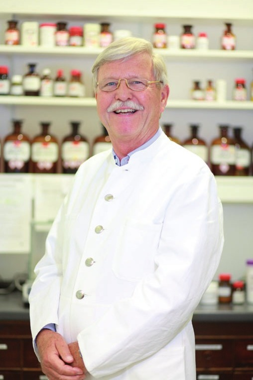 Axel Plambeck Inhaber der Johannis Apotheke