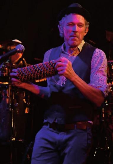 "Andreas Rohde, ""The Magic of Santana"""