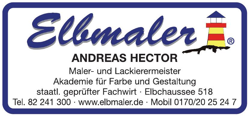 Elbmaler Andreas Hector