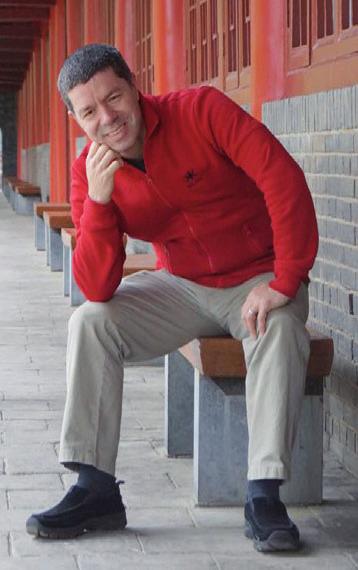 Jan Leminsky, Inhaber der Wu Wei Schule, berichtet über seine China-Reise