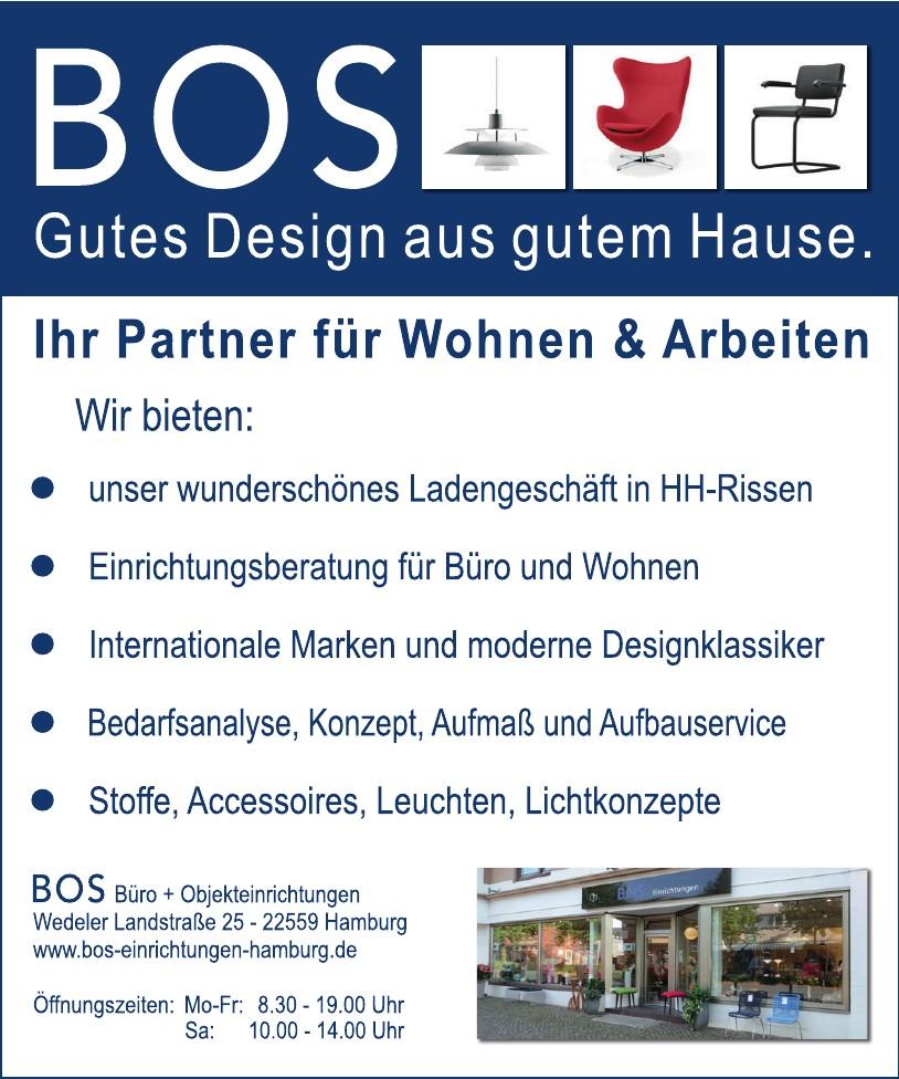 BOS Büro- + Objekteinrichtungen GmbH
