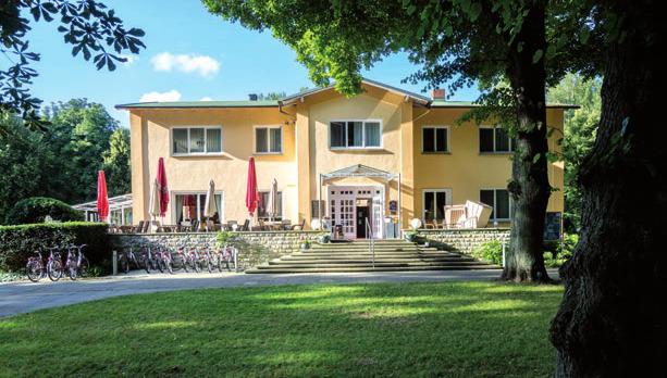 Das Seehotel Frankenhorst