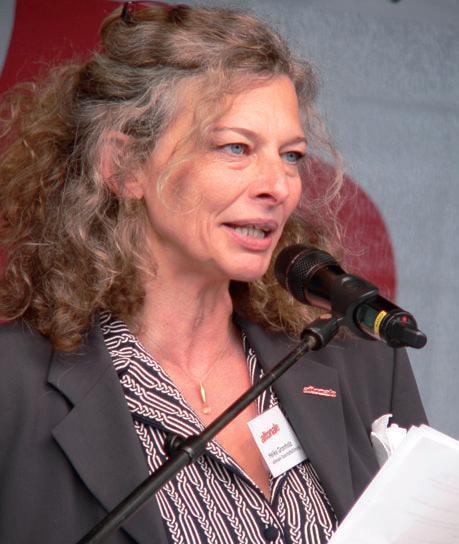 Heike Gronhoz, Altonale-Geschäftsführerin