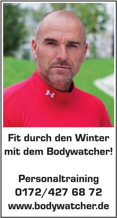 Oliver G. Lang  Bodywatcher