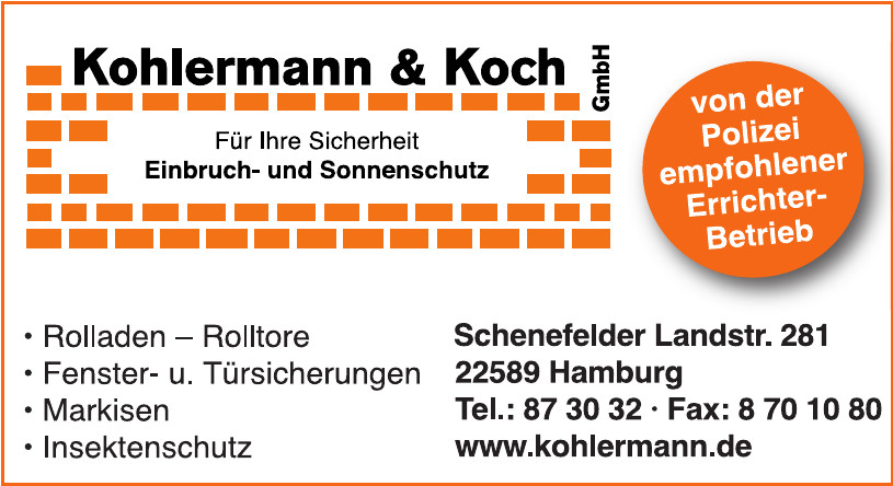 Kohlermann & Koch GmbH