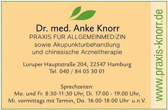 Dr. med. Anke Knorr