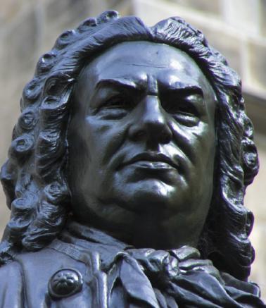 Wird gern genommen: Johann Sebastian Bach, FOTO: © JAMROOFERPIX-FOTOLIA.COM