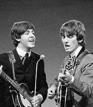 und The Beatles, FOTO: VARA _WIKIMEDIA COMMONS