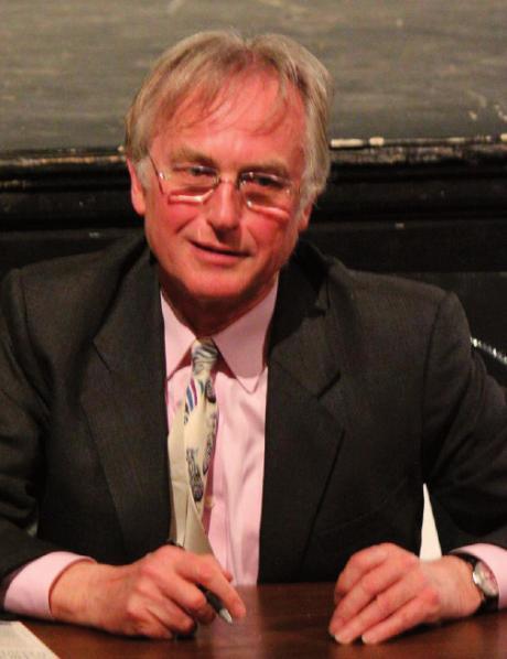 """Prof. Richard Dawkins, Evolutionsbiologe und Atheist: """"Ich denke, die Geschichte der Religion kann faszinierend sein, genau wie die Geschichte der Kunst ... Aber ich denke nicht, dass Religion uns etwas Nützliches lehren kann.""""FOTO: SHANE POPE"""