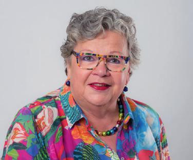 Petra Hausenberg kümmert sich um Senioren