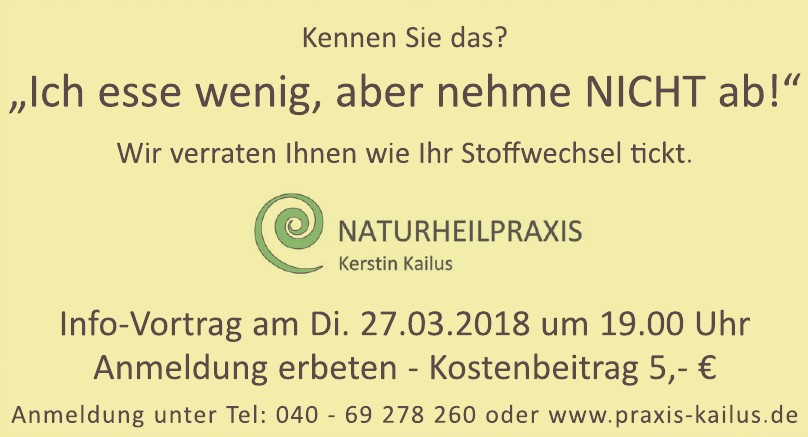 Naturheilpraxis Kerstin Kailus