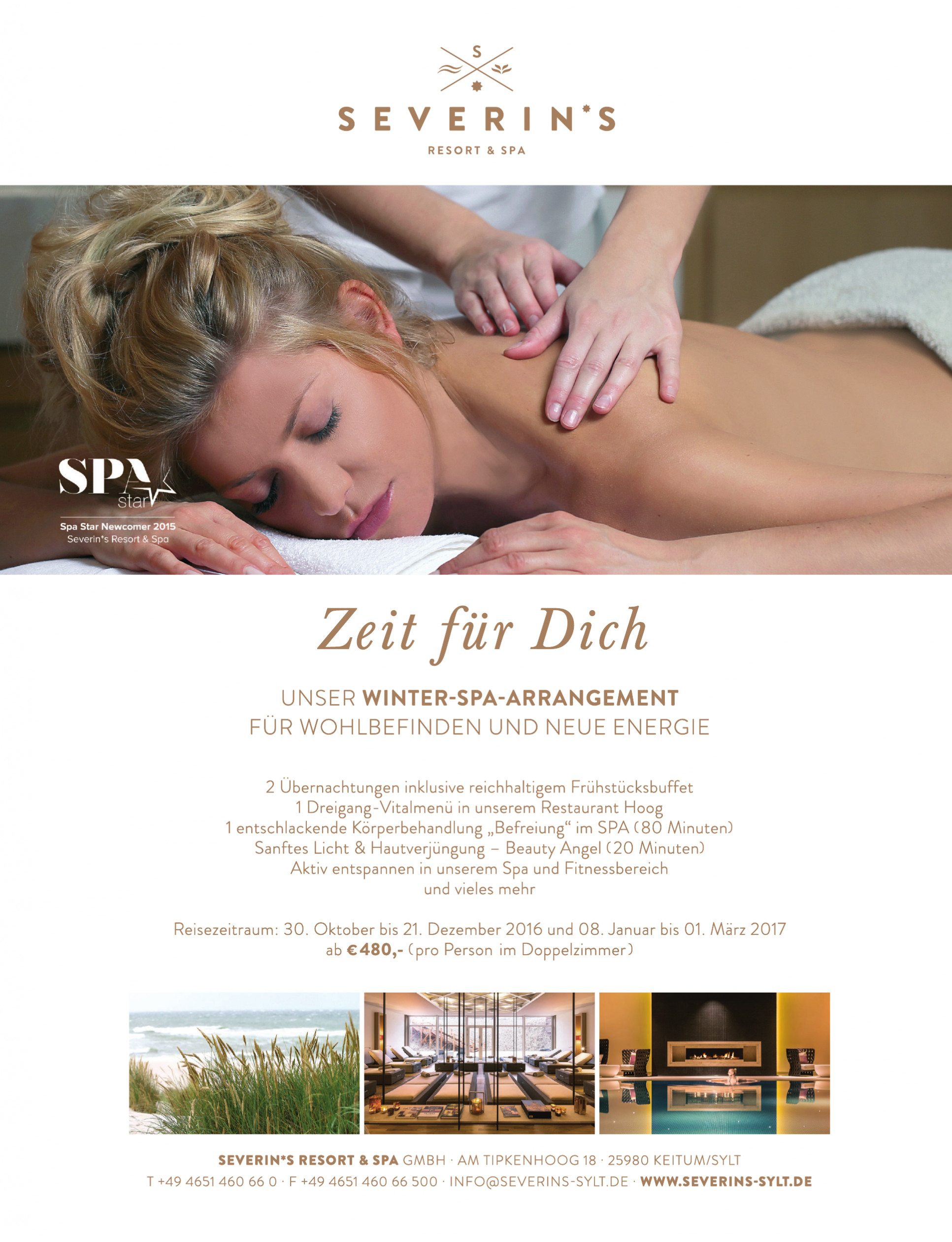 Severin´s Resort & SPA GmbH