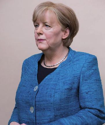 Angela MerkelFOTO: ANGELA PFEIFFER