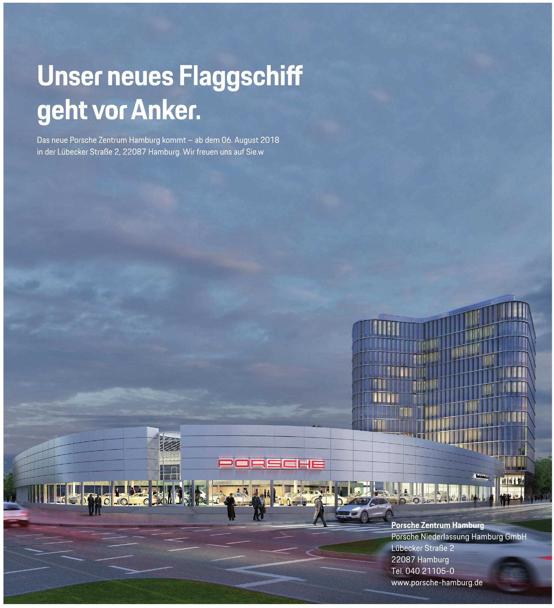 Porsche Niederlassung Hamburg GmbH
