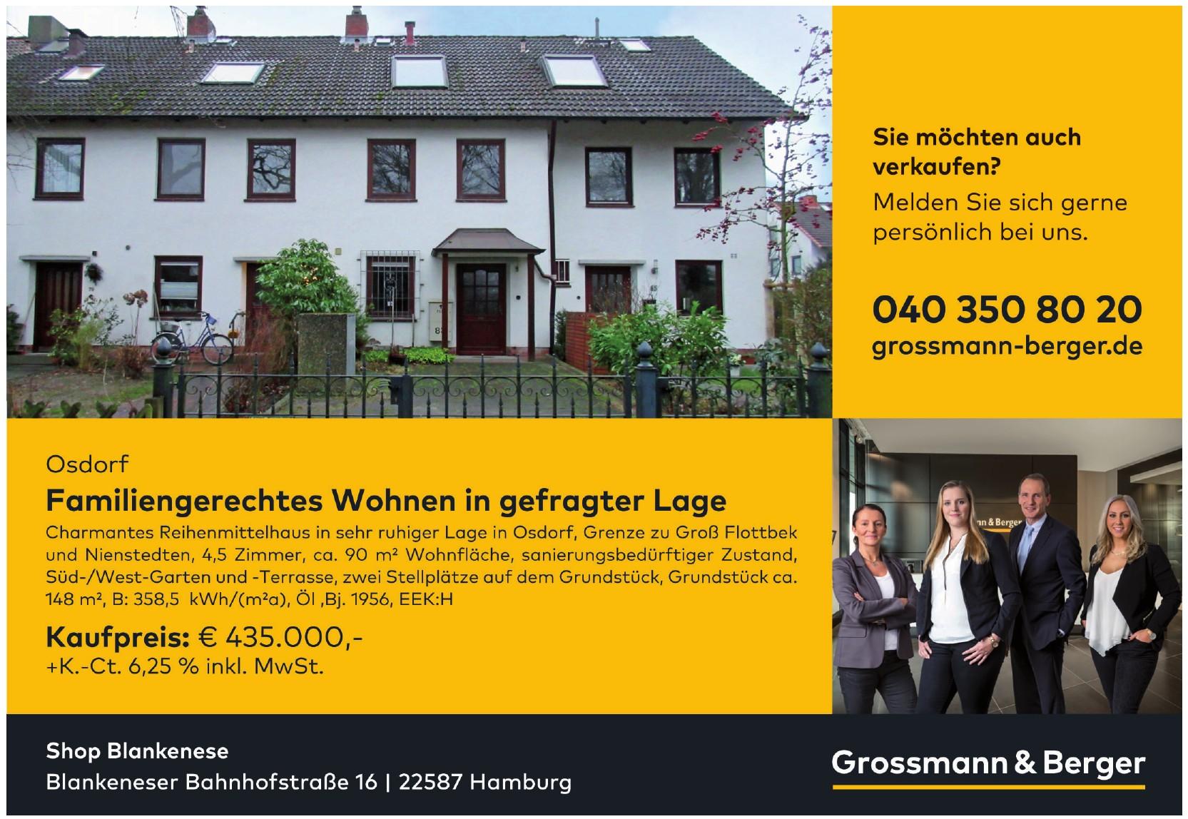 Grossmann & Berger