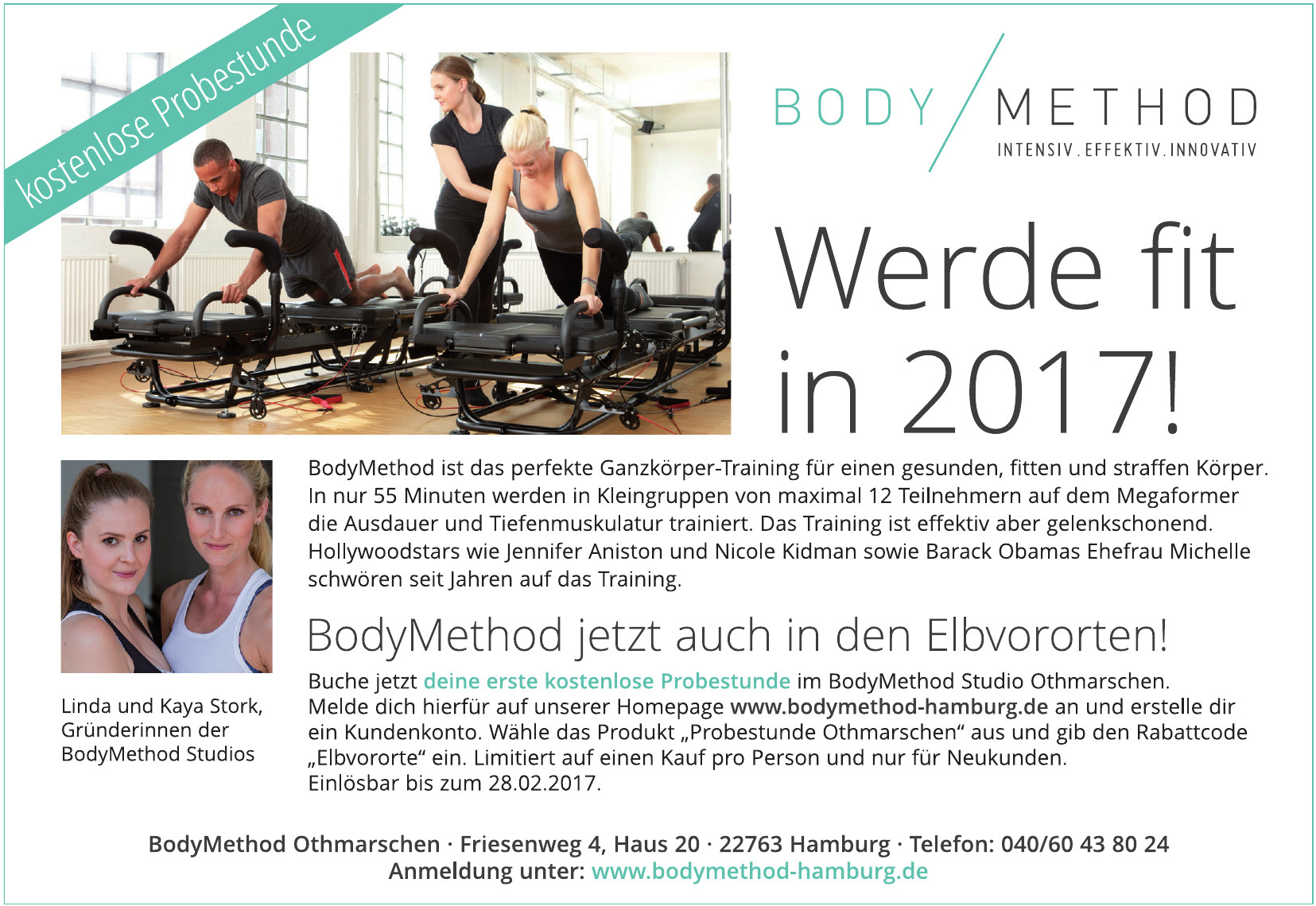 BodyMethod Othmarschen