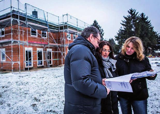 Dämmen ist wichtig für die Energiebilanz FOTO: ©DJD-BAUHERREN-SCHUTZBUND