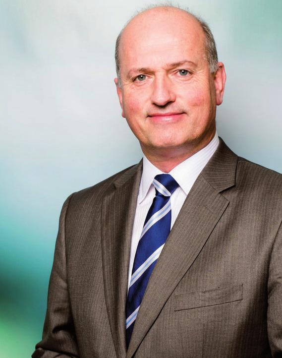 Chefarzt Prof. Dr. Dr. habil. Thomas Carus FOTO: ©TORBEN RÖHRICHT