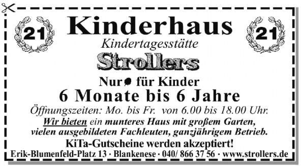 Kinderhaus Strollers